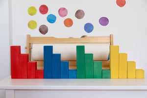 Counting Blocks by AVDAR