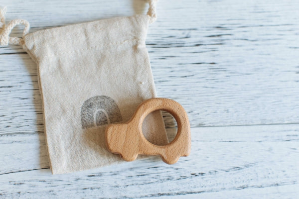 Wooden Teethers by AVDAR