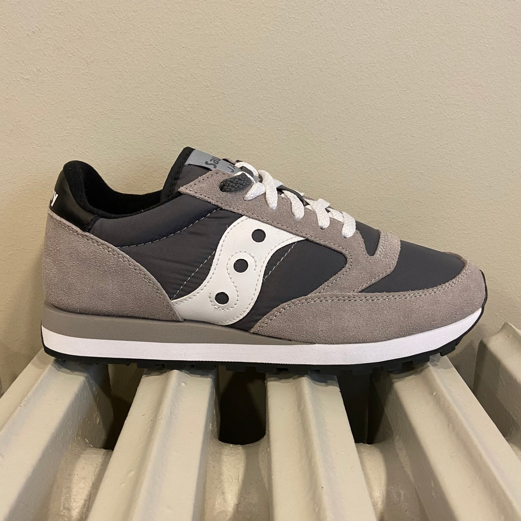 Sneakers jazz grey/white