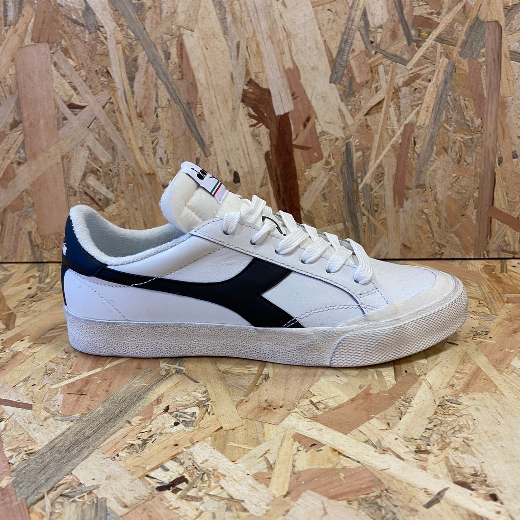 Sneakers Melody bianco/nero donna
