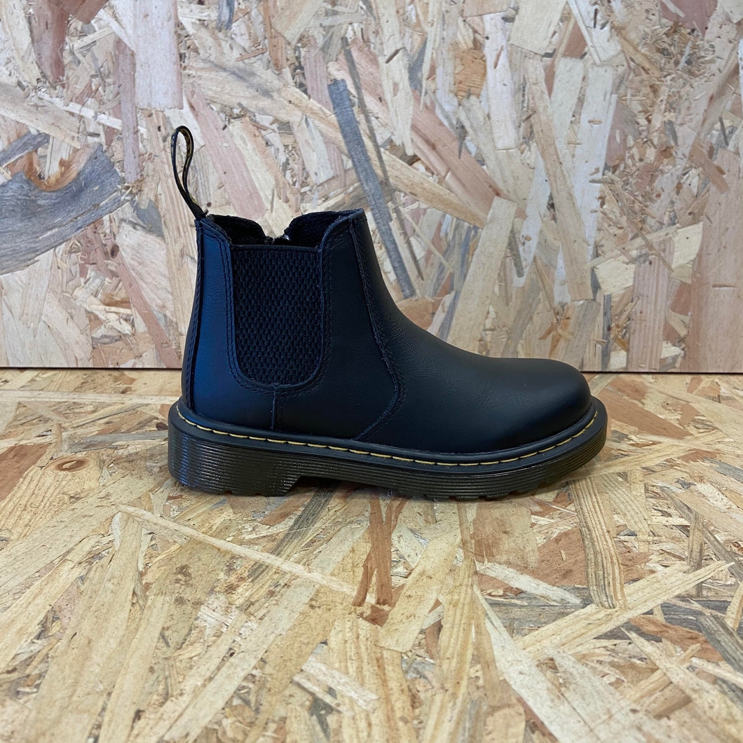 Dr.Martens beatles kids nero