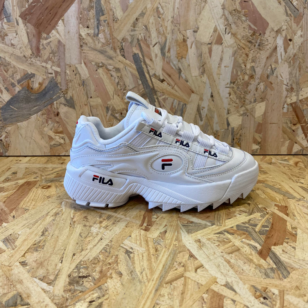Fila D-Formation white