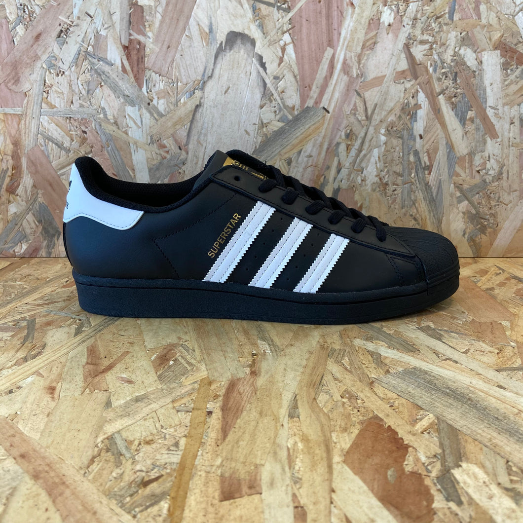 Adidas Superstar uomo black