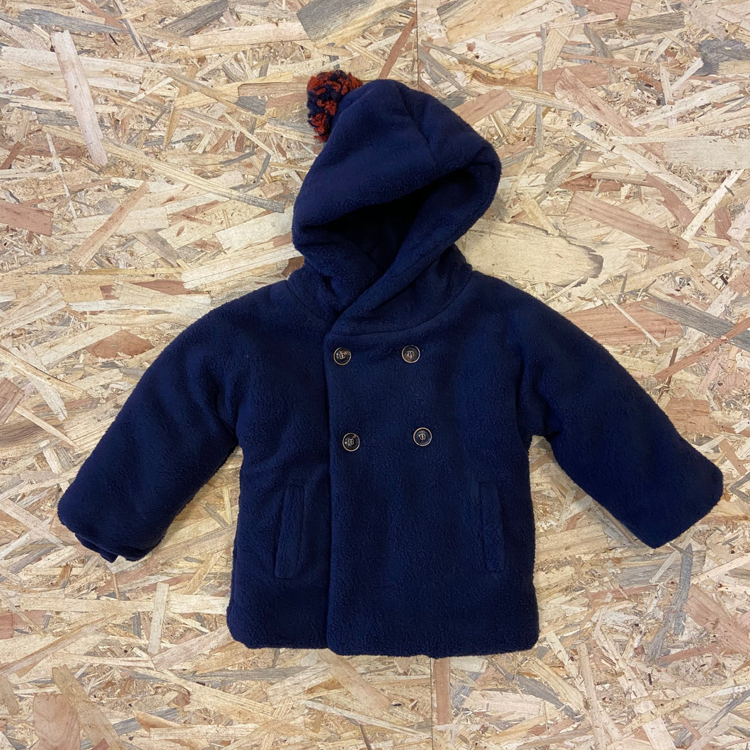 Cappotto halifax dark Blue