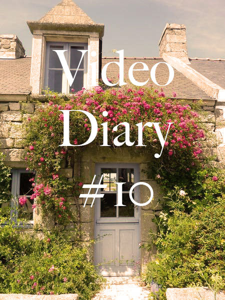 Video Diary #10:  Manifestation Takes Time