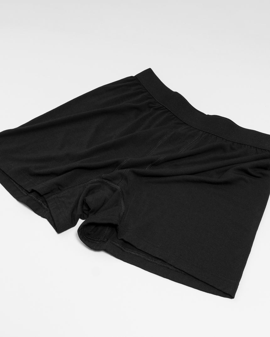 Tencel® Boxer Short Black