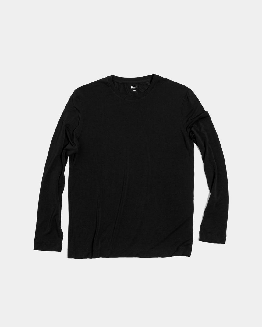 Tencel® Longsleeve Black