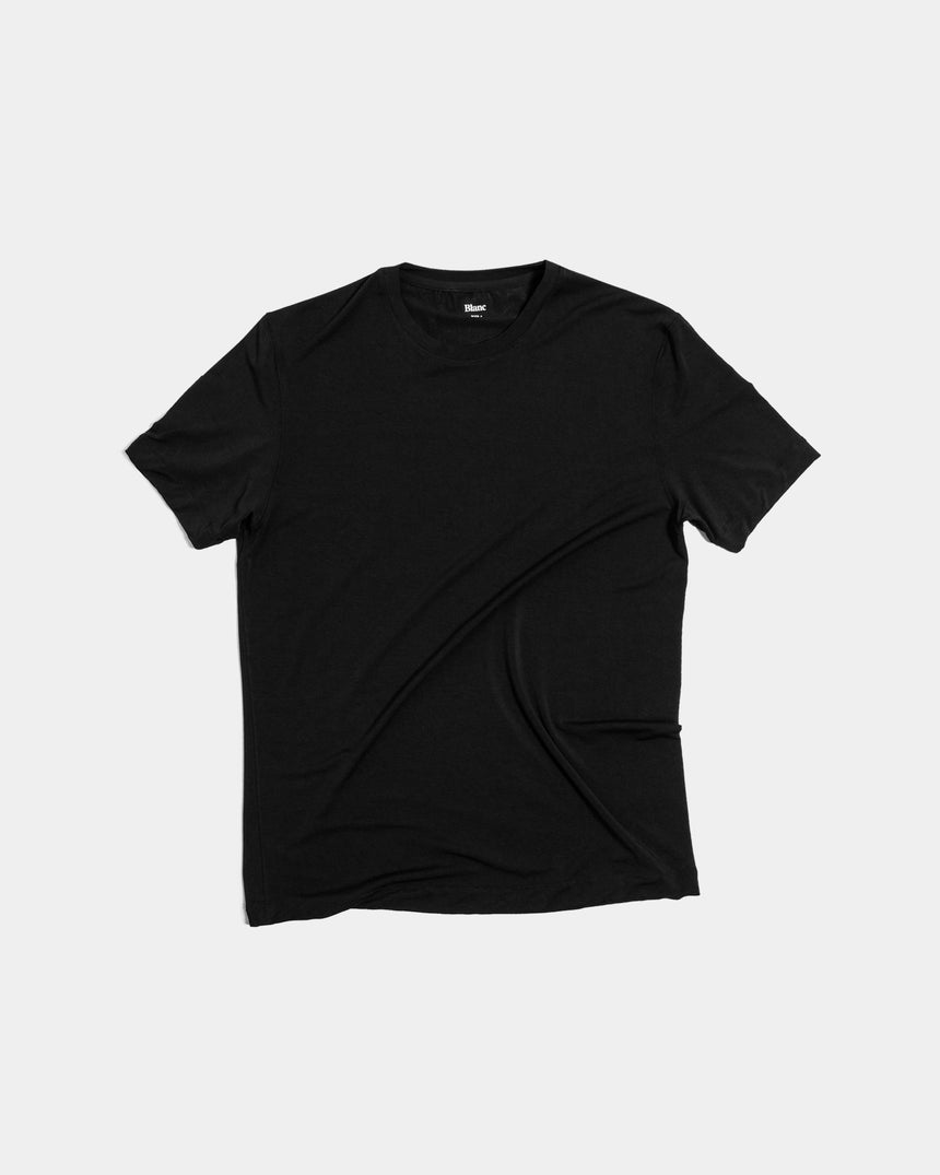 Tencel® Tee Black