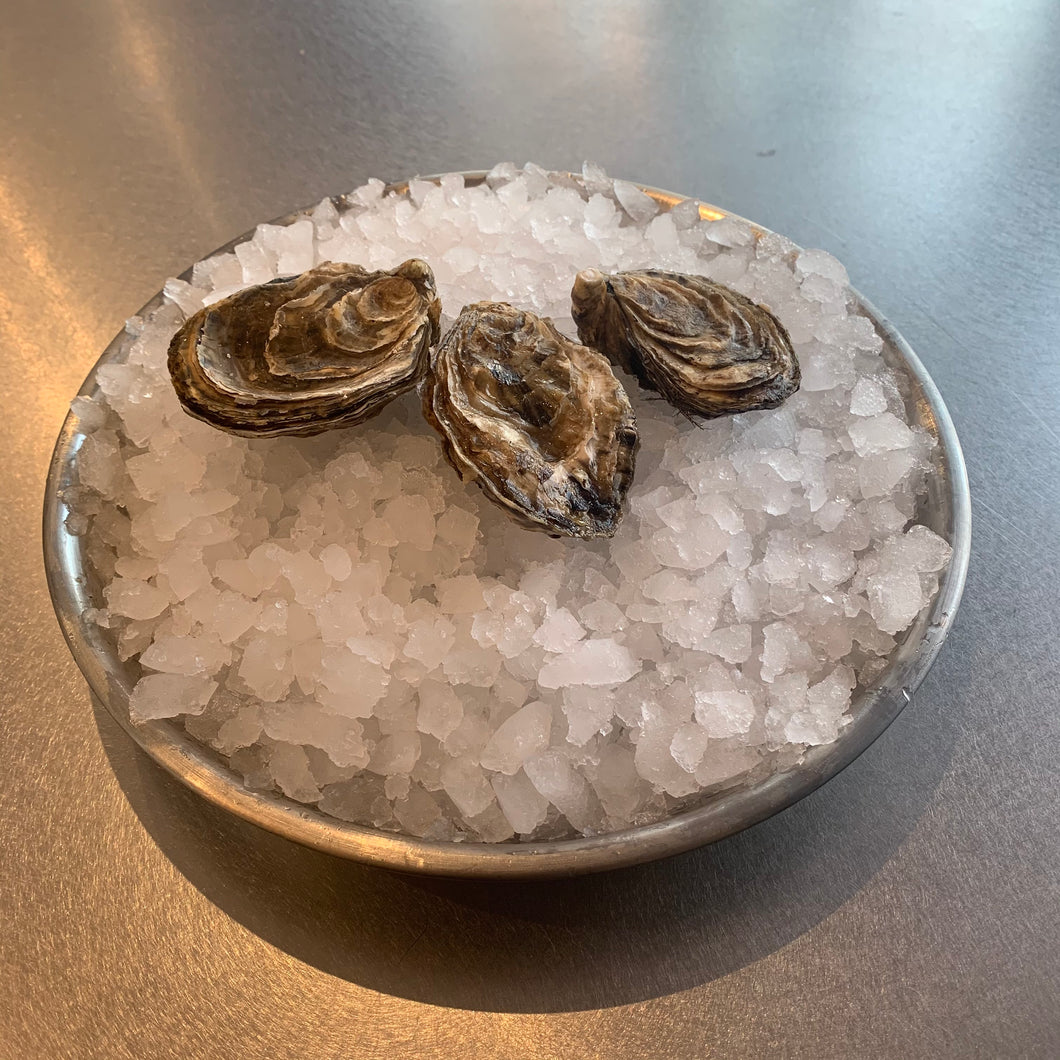Butley Creek Oysters