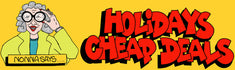 Holidays Cheap Deals Logo