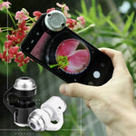 LED Mobile Phone Microscope