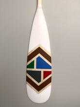 Load image into Gallery viewer, Baxter Painted Canoe Paddle