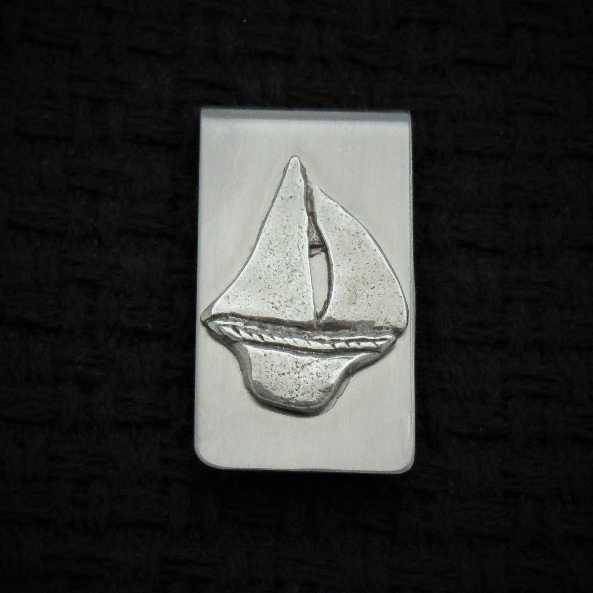 Sailboat Money Clip