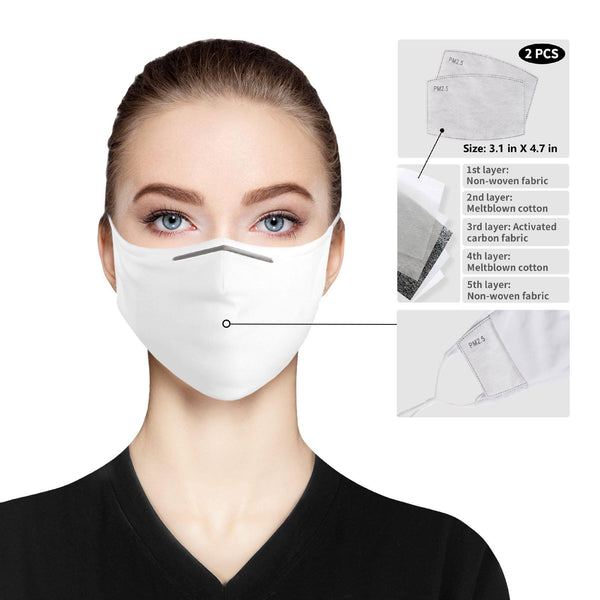 Cloth Face Mask - Printer Me - Fashion & Style