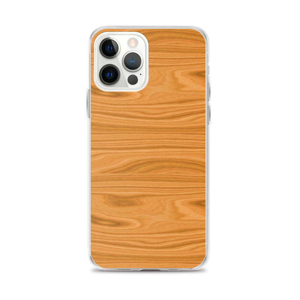 Oakwood iPhone Case
