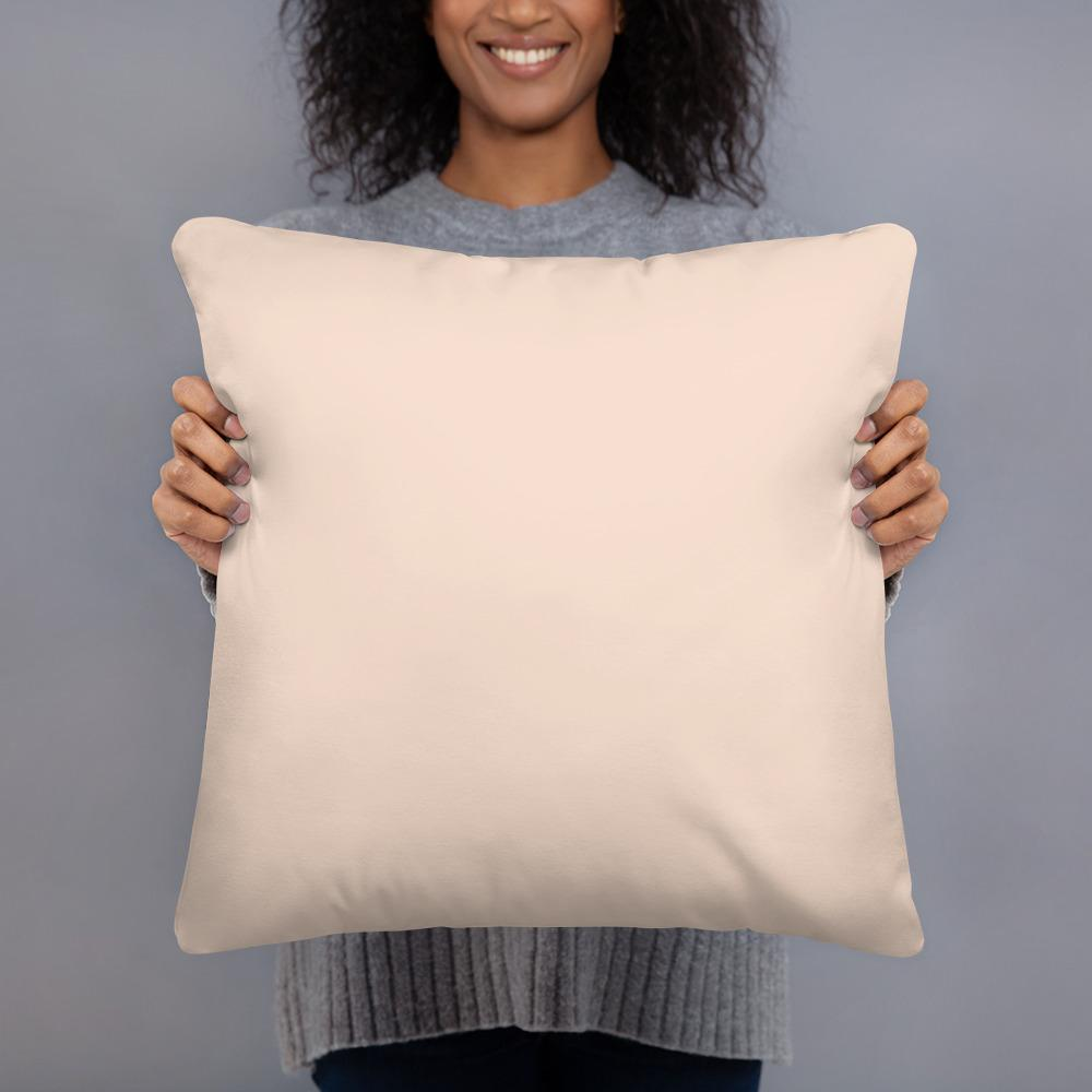 Basic Light Brown Pillow - Basic Light Brown Pillow - Printer Me - Fashion & Style