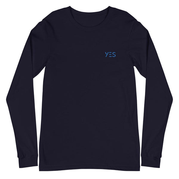 YES Unisex Fleece Pullover - Printer Me - Fashion & Style