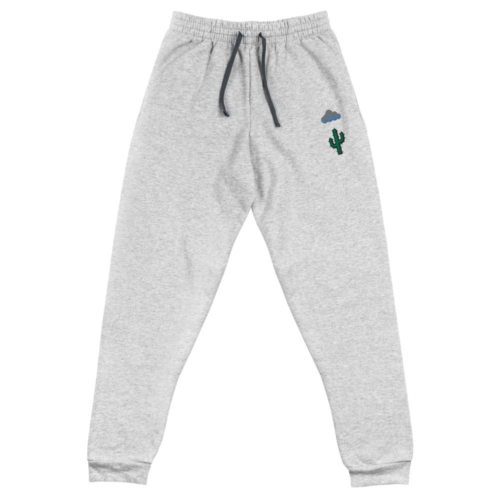 Cloud Over Cactus Joggers - Printer Me - Fashion & Style