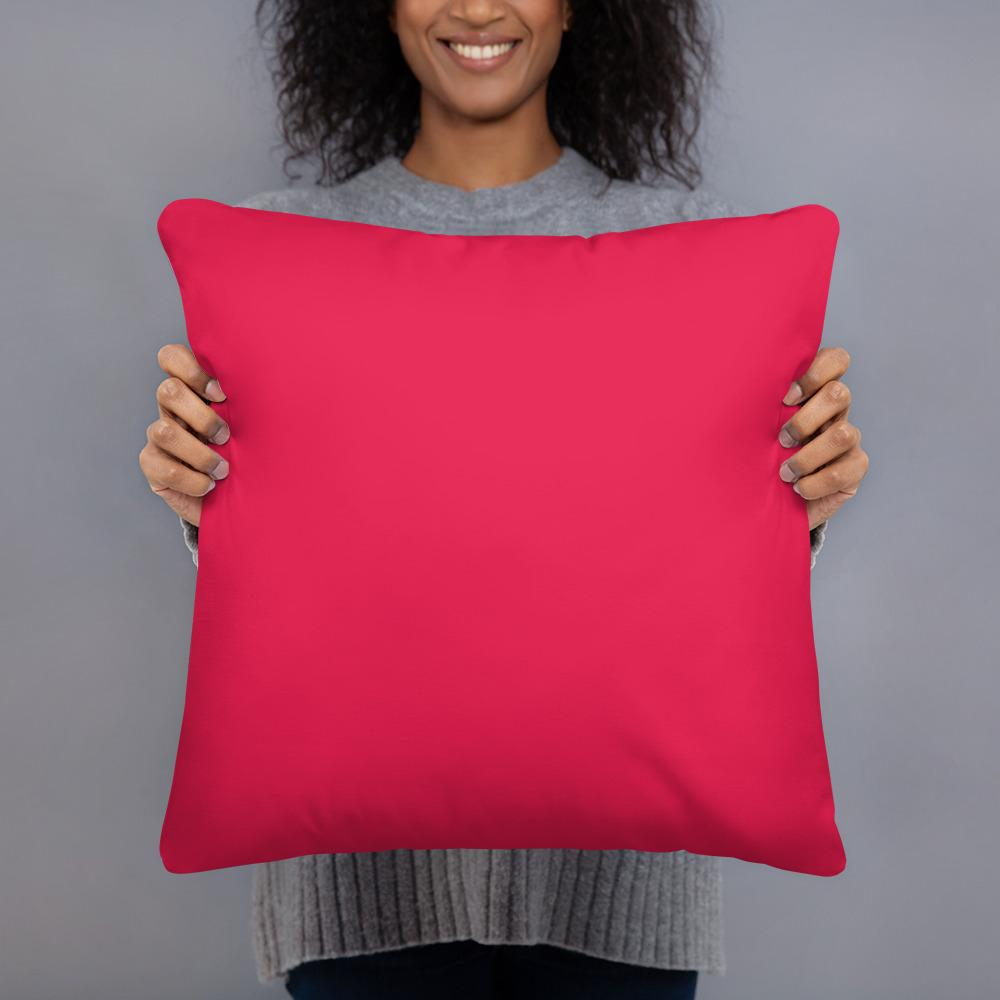 Basic Red Pillow - Basic Red Pillow - Printer Me - Fashion & Style