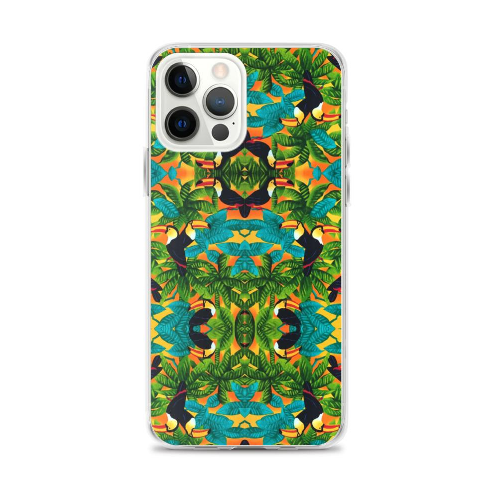Jungle iPhone Case - Printer Me - Fashion & Style