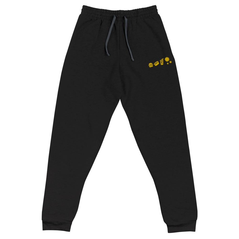Fast Food Unisex Joggers - Printer Me - Fashion & Style