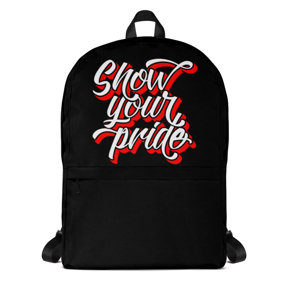 Show Your Pride Backpack