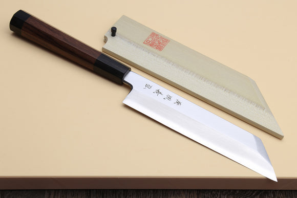 Yoshihiro Inox Semi-stainless Kenmuki Single Edged Vegetable Japanese Knife