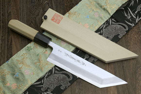 Yoshihiro Hongasumi High Carbon Blue Steel #2Edosaki Eel Filet knife