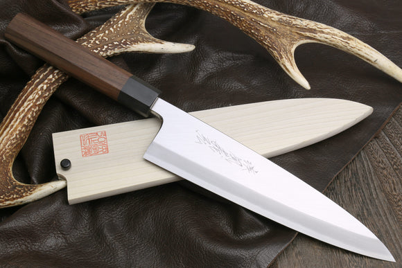 Yoshihiro Ginsan Semi-Stainless Mioroshi Japanese Single Edged Filet Knife