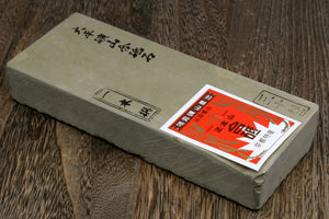 Yoshihiro Premium Natural Sharpening Whetstone Shiage Finishing stone (NC30-01)