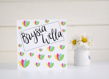 Load image into Gallery viewer, Brysia wella card.
