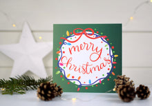 Load image into Gallery viewer, Merry Christmas card