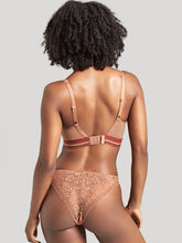 Load image into Gallery viewer, Cleo | Lyzy Vibe Bralette | Caramel