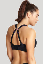 Load image into Gallery viewer, Panache | Sports Non Wired Bra | Black