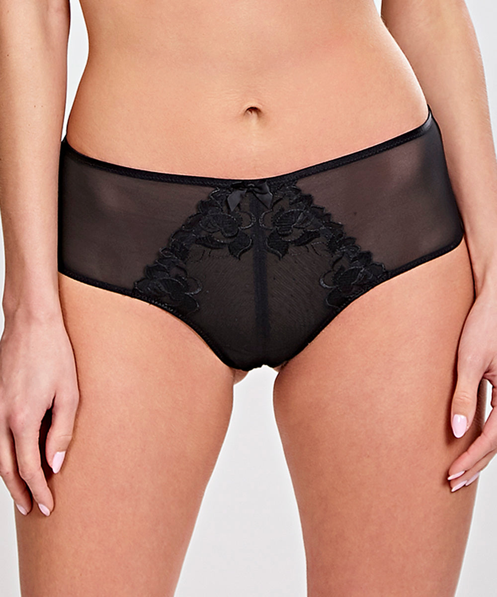 Panache | Alissa Brief | Black