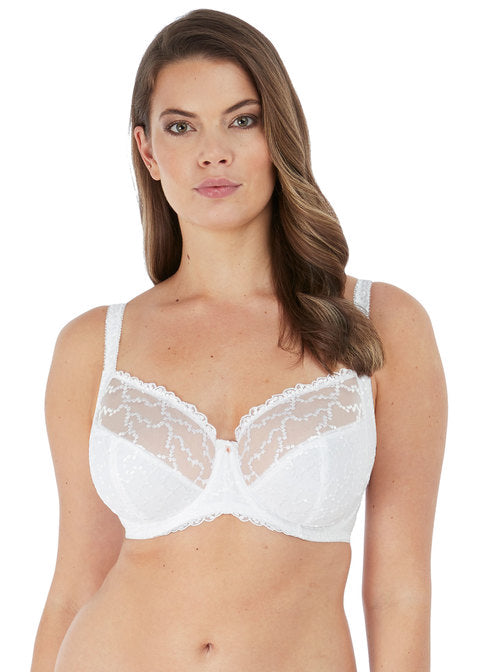 Fantasie | Ana Side Support | White