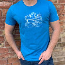 Load image into Gallery viewer, Adventure Awaits Running/Trail Running Men`s T-shirt