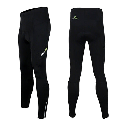 DRV Noir Full Length Cycling Tights