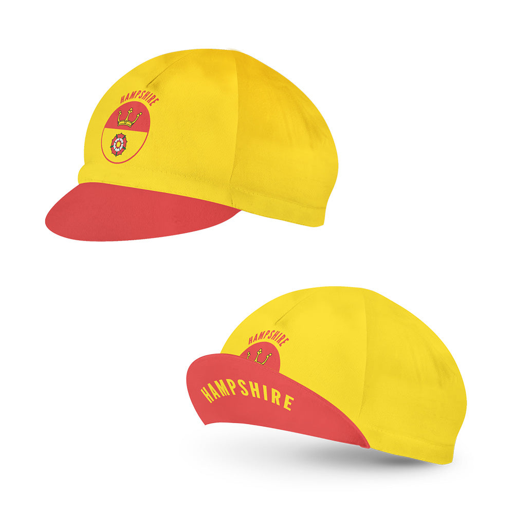 Hampshire County Cycling Cap