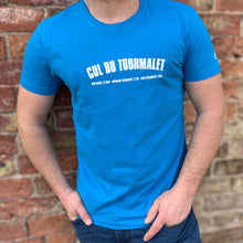 Load image into Gallery viewer, Col Du Tourmalet Mens T-shirt - French Iconic Climbs Collection