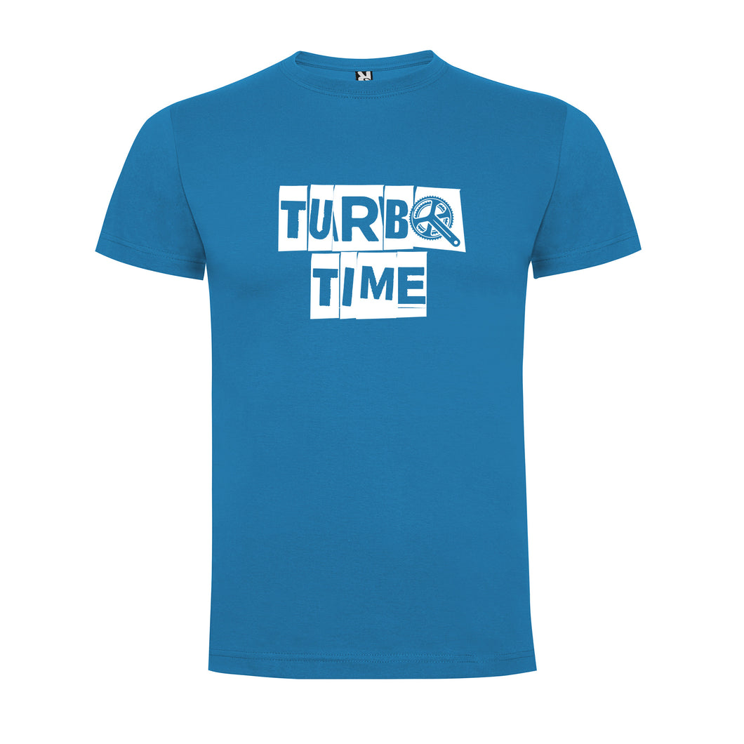 Turbo Time Men`s T-shirt