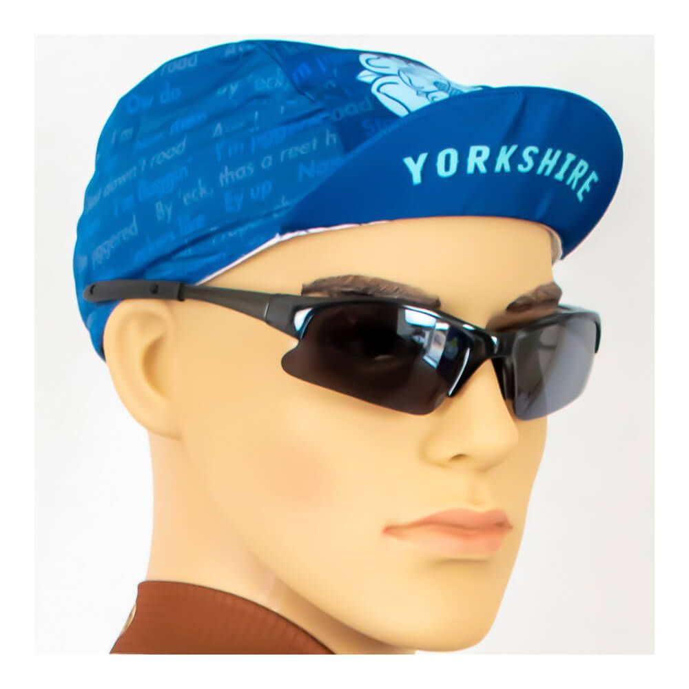 Yorkshire Dialect Mens Cycling Cap