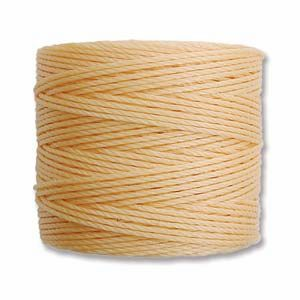 Light Peach Regular Super-Lon - 77 Yard Spool (Tex210)