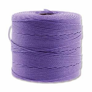 Violet Fine Super-Lon - 118 Yard Spool (Tex135)