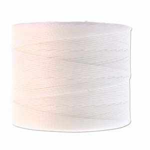 White Micro Super-Lon - 287 Yard Spool (Tex70)