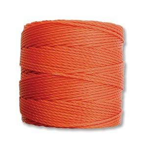 Orange Regular Super-Lon - 77 Yard Spool (Tex210)