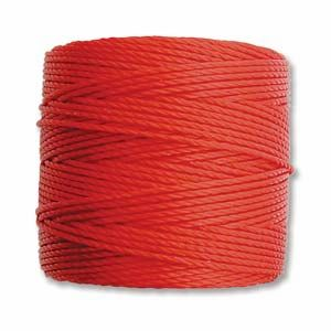 Shanghai Red Regular Super-Lon - 77 Yard Spool (Tex210)