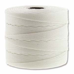 White Fine Super-Lon - 118 Yard Spool (Tex135)