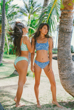 Load image into Gallery viewer, Blue Leopard Bikini Sets