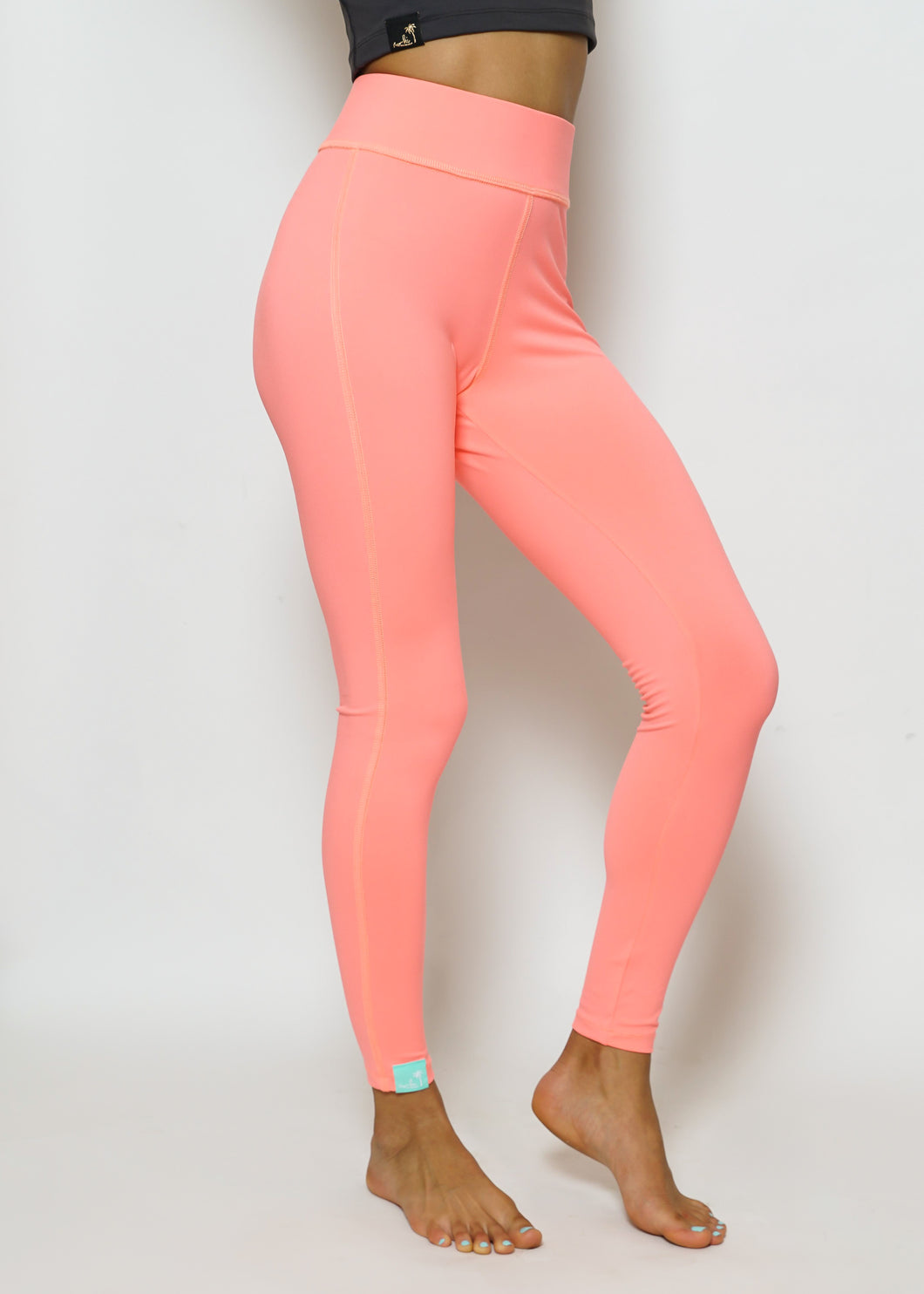 Color Leggings Guava